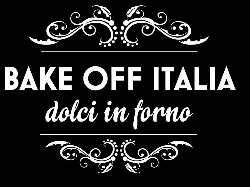 logo  bake off italia