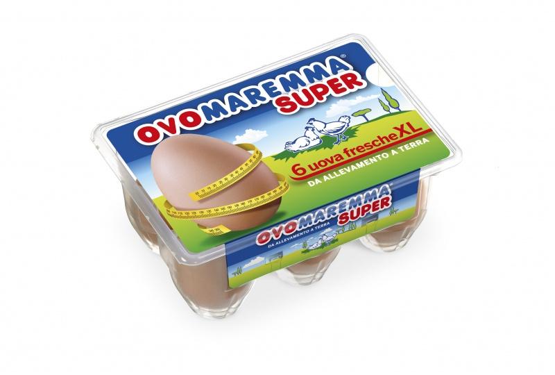 6 uova SUPER fresche
